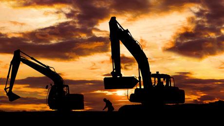 CONSTRUCTION MACHINERY 建設機械